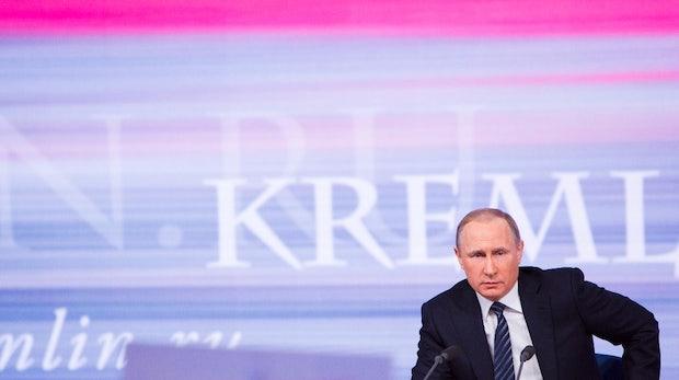 Putin wird zum Technologie-Fan: Russland will Blockchain vorantreiben