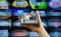 Vergiss die Mini-Konsole von Nintendo: Dieses Retro-Gadget spielt 28 Systeme ab