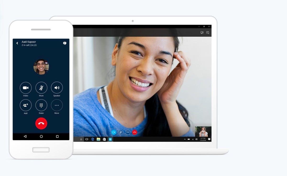 Echtzeit-Übersetzung: Skype schaltet Translator für Handy- und Festnetztelefonate frei