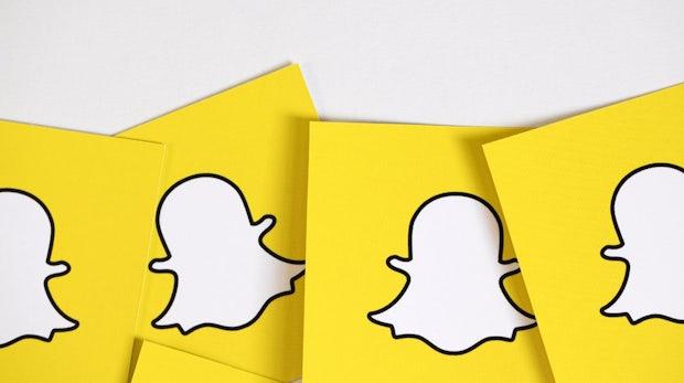 Snapchat gewinnt wieder Nutzer hinzu – Quartalszahlen liegen über den Erwartungen
