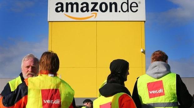 Verdi – Aufruf zu Streik bei Amazon