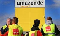 Nach Corona-Zwangspause: Verdi will Amazon bestreiken