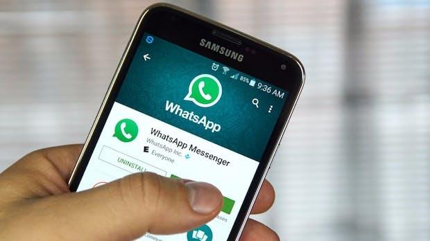 Whatsapp feiert neuen Meilenstein: 1 Milliarde Menschen texten täglich um die Welt