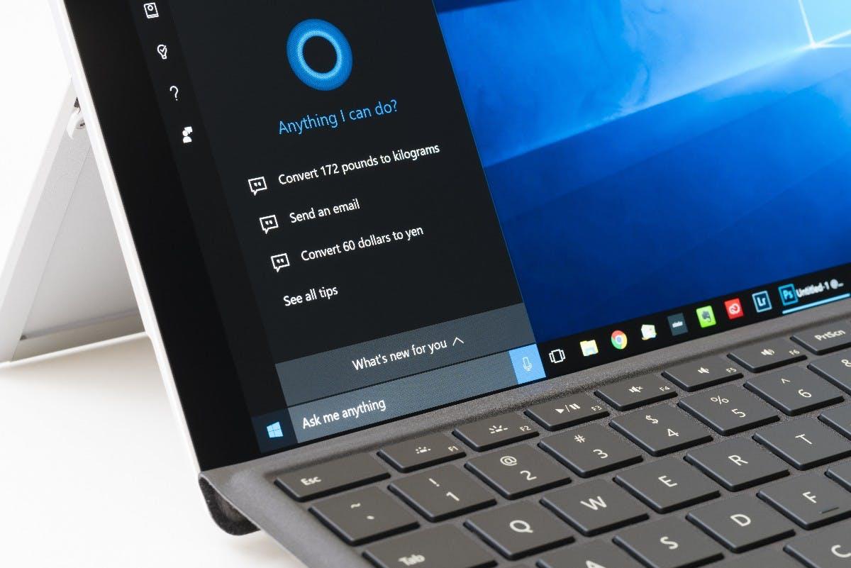 Cortana zieht um: Was Microsoft mit seinem digitalen Assistenten vorhat