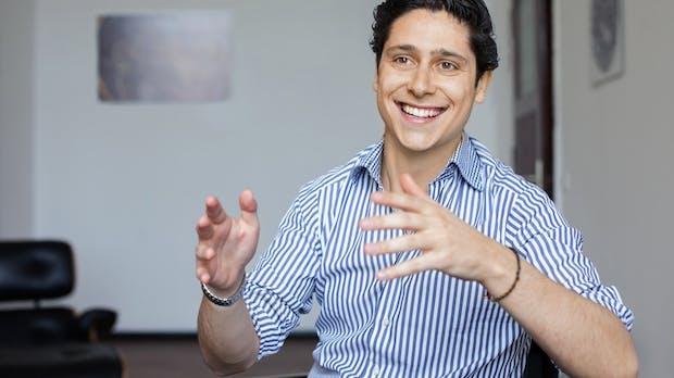 """""""Auch in stressigen Phasen ist es wichtig, positiv zu bleiben"""" – Philipp Man von Chronext"""