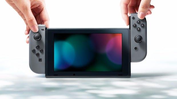 Switch-Konsolen sind so beliebt, dass der Nintendo-Gewinn explodiert. (Foto: Nintendo)