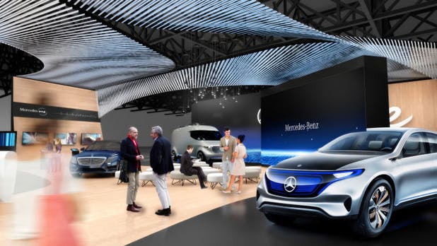 Autonomes Fahren: Daimler und Uber kooperieren bei selbstfahrenden Autos