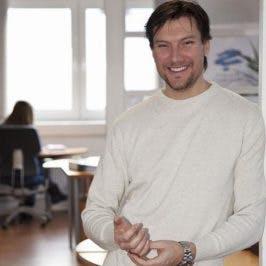 """Joachim Diercks: """"Algorithmen mischen zunehmend mit bei der Personalgewinnung."""" (Foto: Twitter)"""