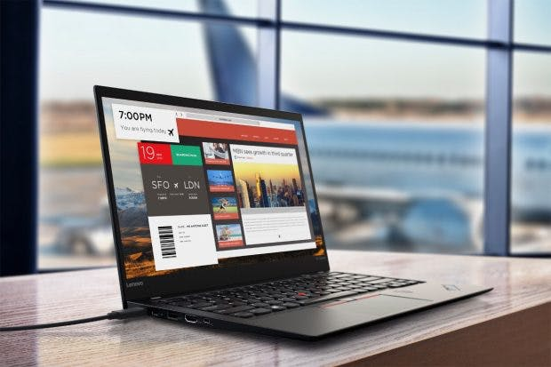 Lenovo Thinkpad X1 Carbon (2017) (Foto: Lenovo)
