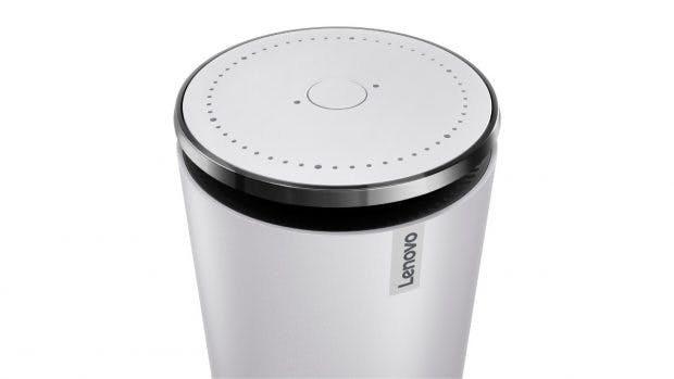 Gartner sieht ein großes Potenzial in Geräten wie Amazon Echo, Google Home oder Lenovos Smart Assistant. (Foto: Lenovo)