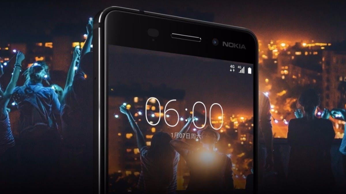 Nokia 6: Die Finnen melden sich mit erstem Android-Smartphone zurück