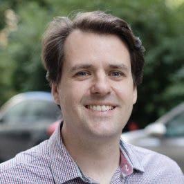"""Stephan Dörner: """"Das mobile Web ist auf dem Vormarsch."""" (Foto: Twitter)"""