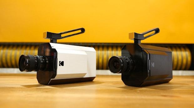 Super 8 ist zurück: Kodak verbindet kultiges Filmformat mit der Cloud