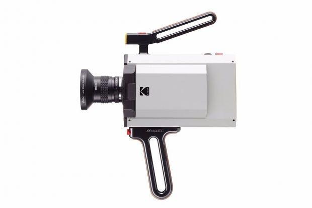 Kodak will noch im Frühling 2017 eine neue Super-8-Kamera veröffentlichen. (Foto: Kodak)
