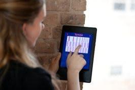 Tanvastouch soll Touch-Displays Struktur verleihen. (Bild: Tanvas)