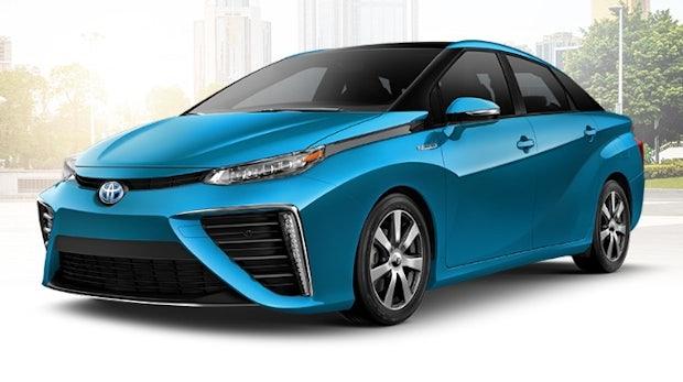 Nicht nur Elektroflitzer: Auto- und Ölfirmen gehen auf Kuschelkurs mit der Brennstoffzelle