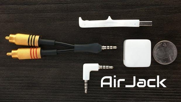 Bluetooth nachrüsten: Winziges Gadget macht jeden Kopfhörer drahtlos