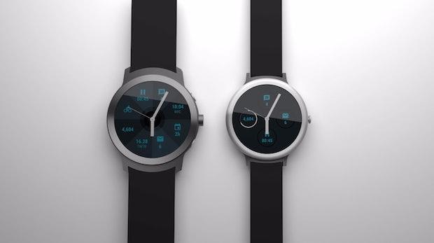 Android Wear 2.0: Neue Smartwatches von Google und LG kommen Anfang Februar