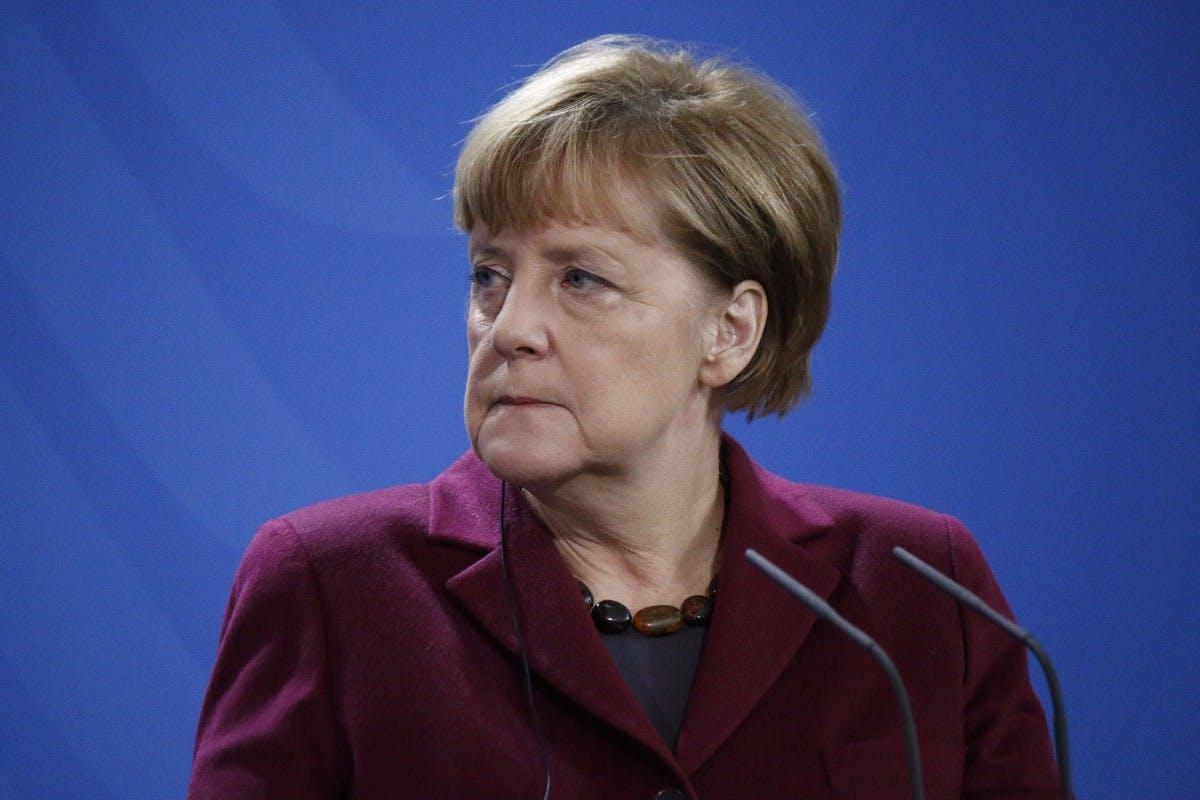 Zu viel Datenschutz: Merkel warnt davor, digitales Entwicklungsland zu werden