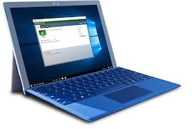 Laut O'Callahan reicht die auf Windows-Geräten vorinstallierte Antivirus-Software aus. (Bild: Microsoft)