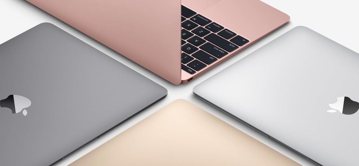 3 neue Macbook-Modelle auf der WWDC 2017 im Juni erwartet