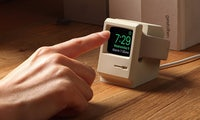 Apple-Watch-Ladestation zaubert winzigen Macintosh auf euren Schreibtisch