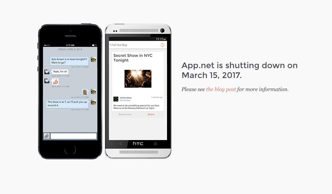 App.net: Twitter-Alternative schließt – Software wird komplett Open Source