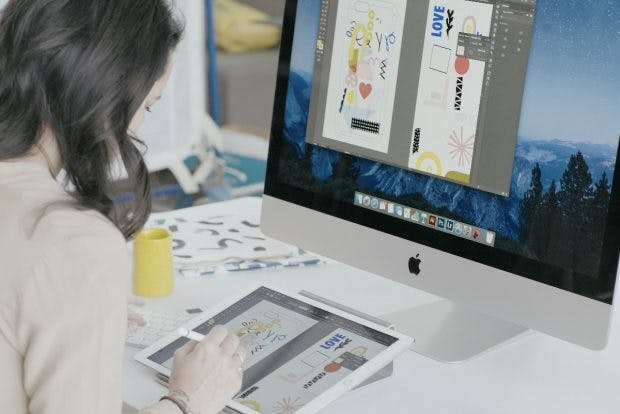 Astropad bringt jede macOS-Grafik-App auf euer iPad Pro. (Foto: Astropad)