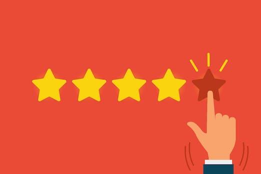 Amazon-Themes: Bewertungen werden nachsortiert und gefiltert