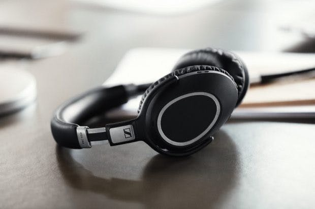 Bei einem Bluetooth-Kopfhörer kommt es unter anderem auf eine hochwertige Verarbeitung an. Bild: Sennheiser