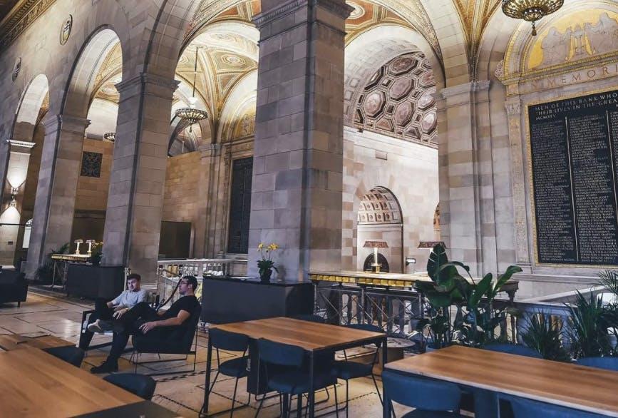 5 moderne Coworking-Spaces in historischen Gebäuden