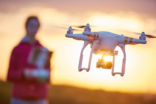 Telekom is entering the drone business – and may soon be