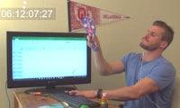 Knapp 10 Stunden scrollen: Dieser Mann hat Excel durchgespielt