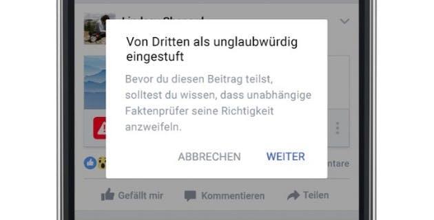 Fake-News: Recherchebüro Correctiv soll Falschmeldungen bei Facebook entlarven