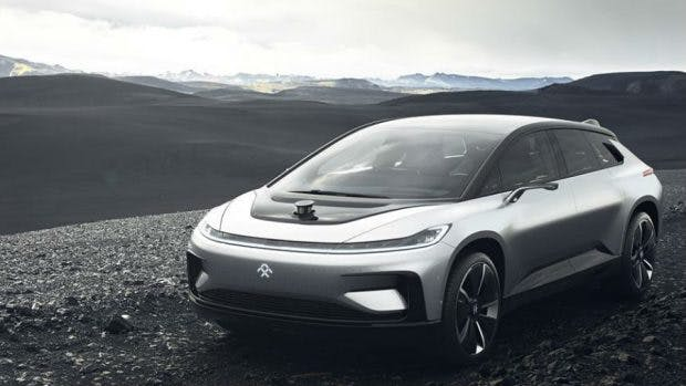 Bild: Faraday Future