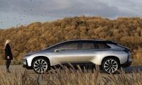 600 Kilometer Reichweite: Faraday Future enthüllt seinen ersten E-Sportwagen