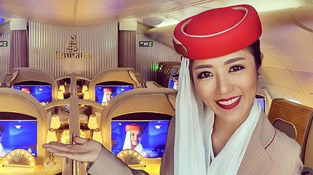 Diese Flugbegleiterin war ein Instagram-Star – bis man ihr Photoshop-Betrug nachwies