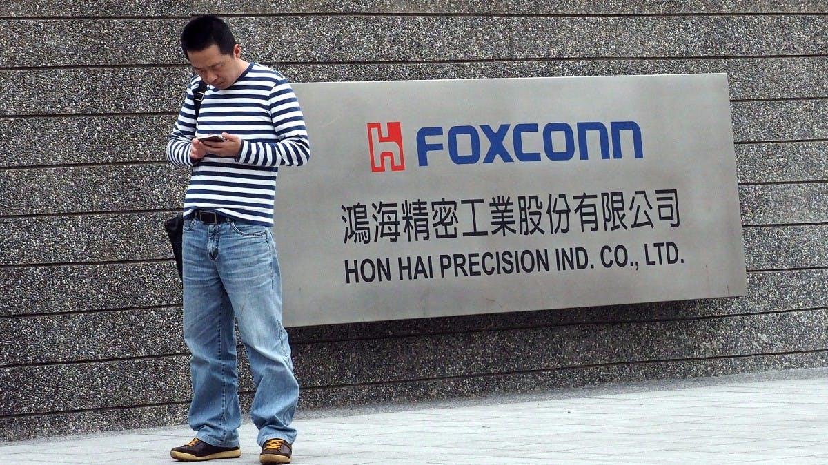 Foxconn: iPhone-Fertiger will ganze Fabriken automatisieren