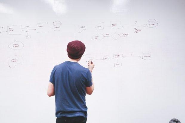 In sieben Schritten zur tauglichen Geschäftsidee. (Foto: startupstockphotos.com)