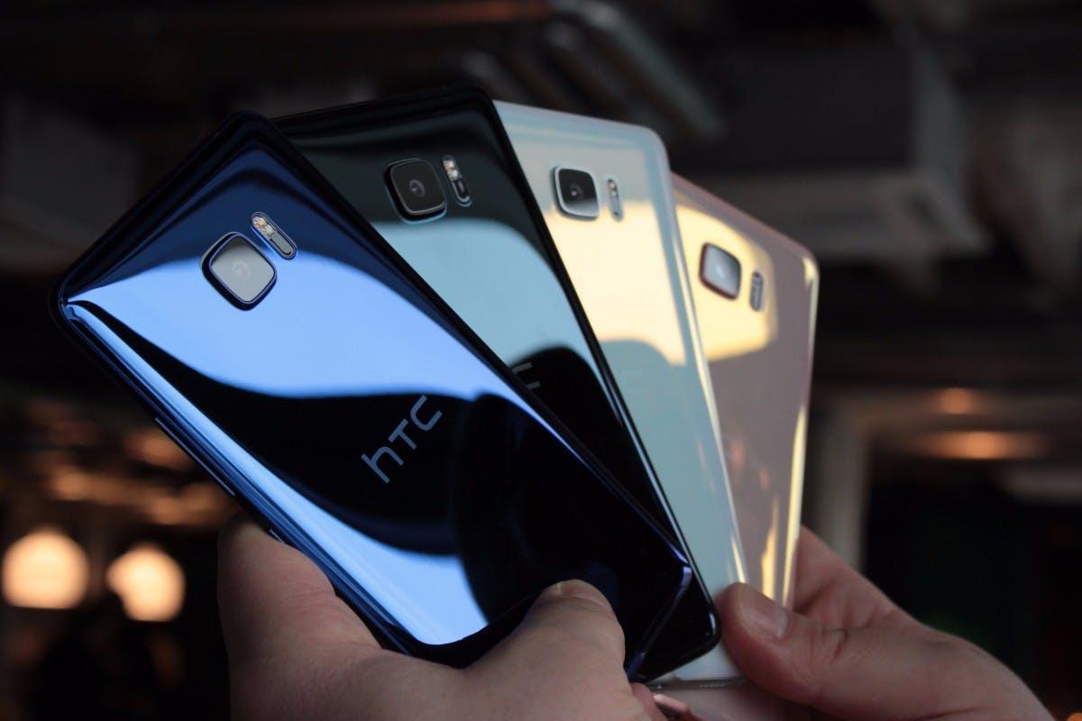 HTC U Ultra. (Foto: t3n)