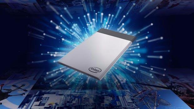 Intel stellt kreditkartengroße Computer-Plattform für das Internet der Dinge vor