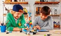 Lego Boost: Roboter-Set soll Kids ab 7 Jahren zu Entwicklern machen