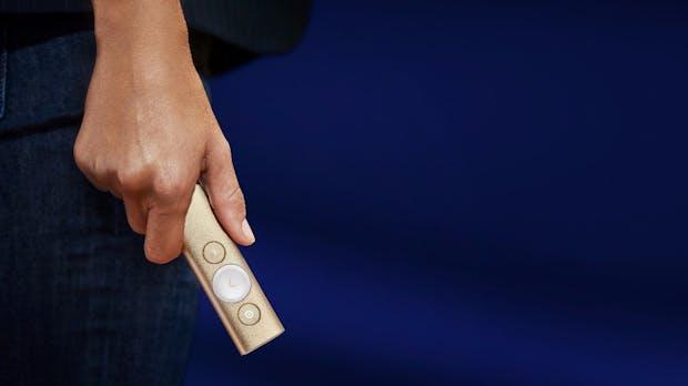 Logitech Spotlight: Neues Präsentationsgerät könnte auch von Apple sein