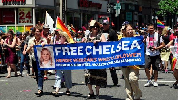 Gericht ordnet sofortige Freilassung von Chelsea Manning an