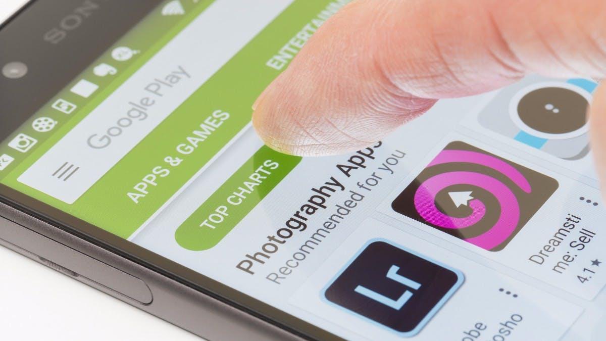 App-Umsätze steigen 2018 auf mehr als 106 Milliarden Dollar