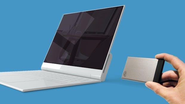 Dank Intels Compute-Card: Dieses Tablet lässt sich upgraden