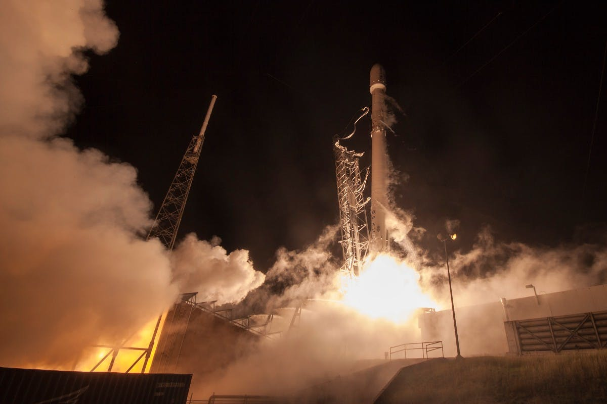 SpaceX: Ursache der Raketen-Explosion bekannt, nächster Launch am 8. Januar
