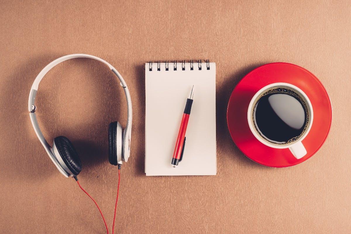Die 10 besten Podcasts für Gründer