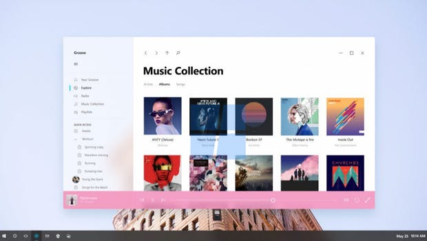 Project Neon wird wohl kein umfangreiches Redesign erhalten, bringt aber mehr Konsistenz auf Windows 10. (Bild: Mspoweruser)