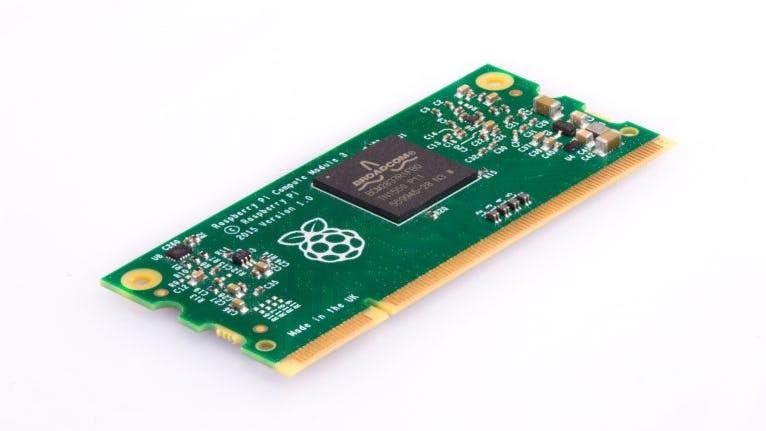 Raspberry Pi: Das Compute Module 3 ist endlich da